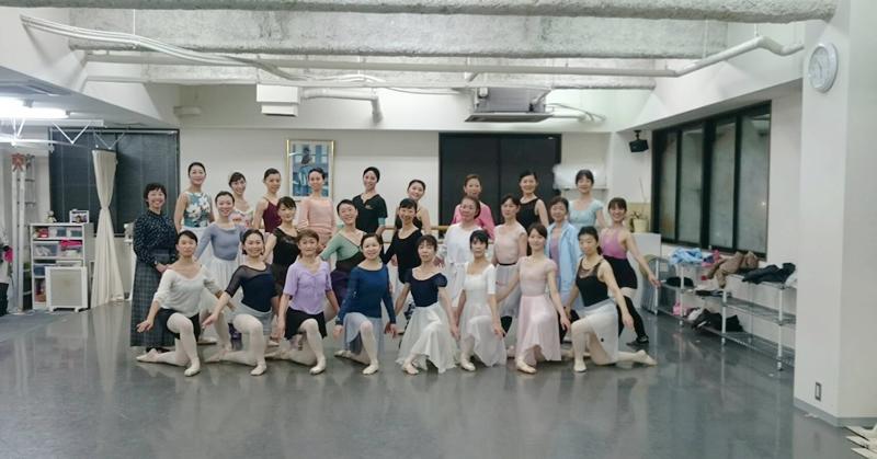 オープンクラス/Vaクラス(佐藤朱実バレエスクール)